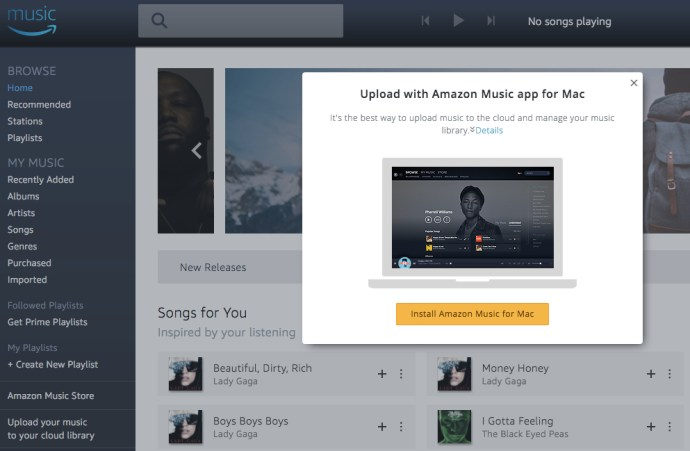 Install Amazon Music