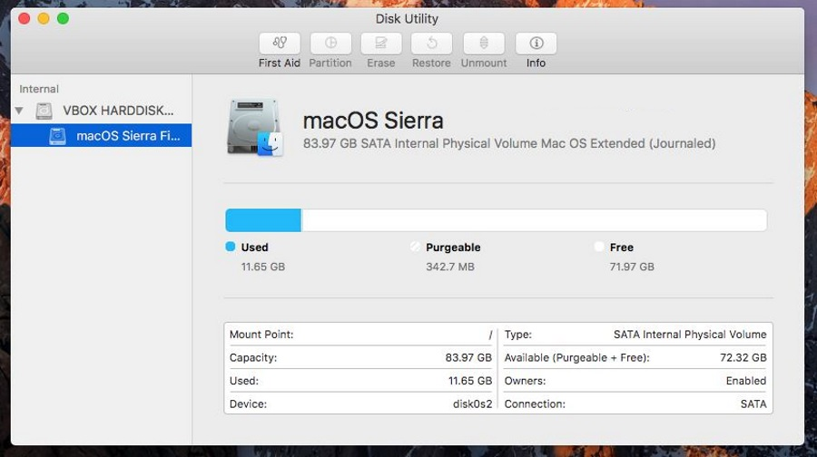 Get the best of both worlds by sharing your data on MacOS and Windows