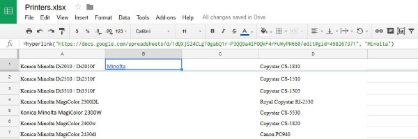 How to link to another tab in Google Sheets-2