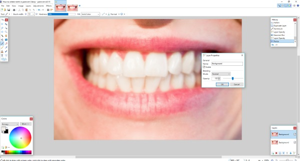 How to whiten teeth in paint.net-2