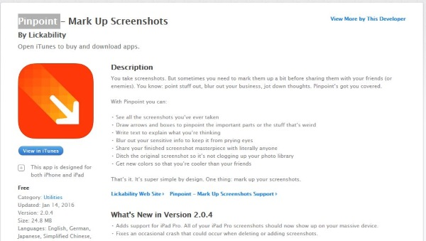 Ten Skitch Alternatives for Taking Screenshots-3
