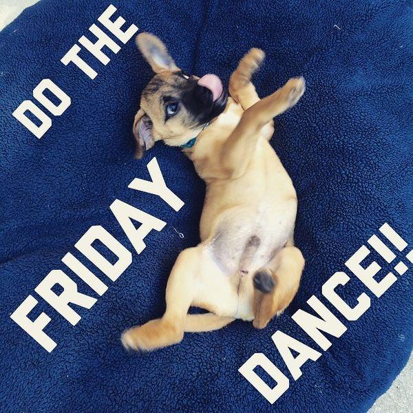 Танцы в пятницу