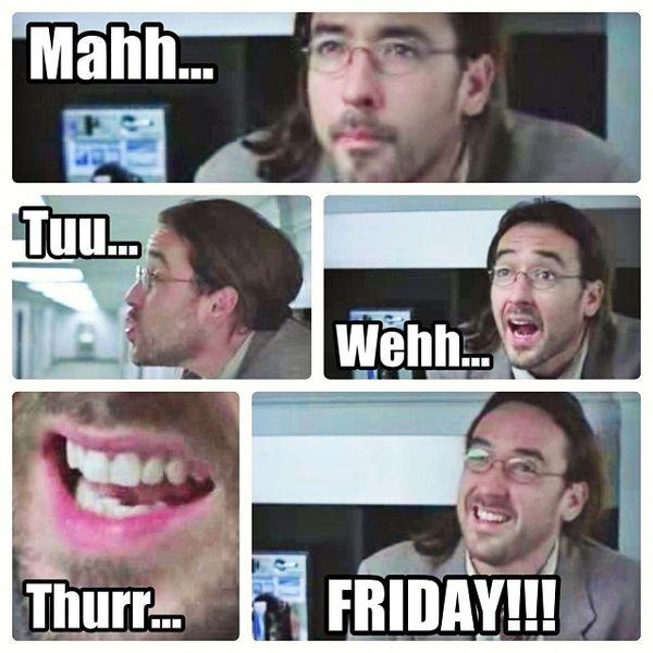 Mahh Tuu Wehh четверг пятница