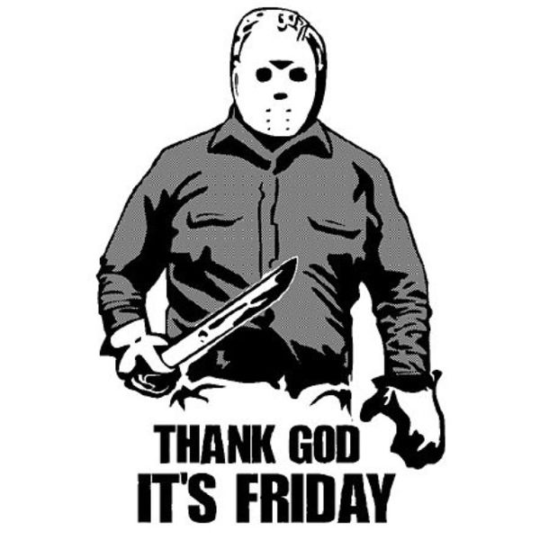 Слава богу, это пятница