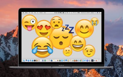 How to Insert Emojis on the Mac