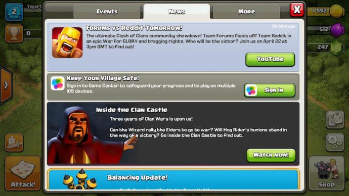 How To Earn Free Gems in Clash of Clans