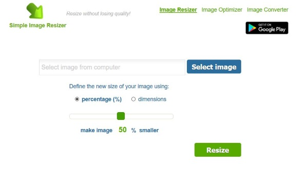 Best tools for image size online