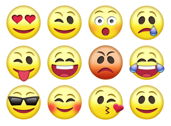 What are emojis and where do they come from3