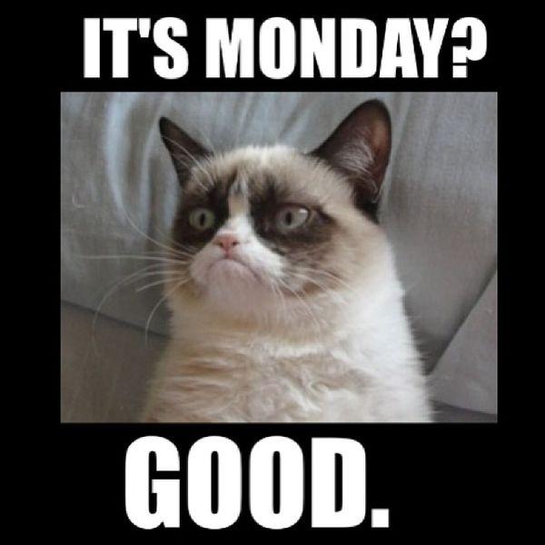понедельник хороший