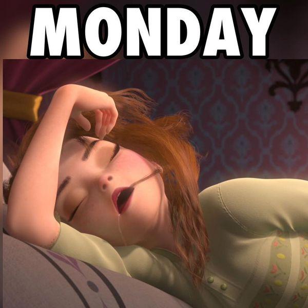 понедельник сон