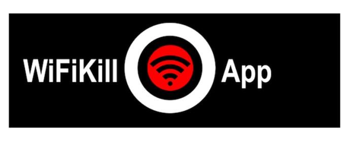 wifi kill pro screenshot