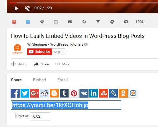 wordpress video2