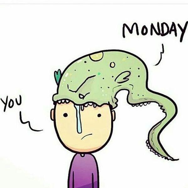 ты понедельник