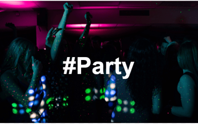 bachelorette party hashtags for your big night out