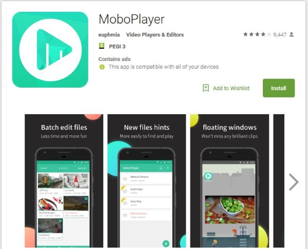 Five excellent movie player apps for Android4