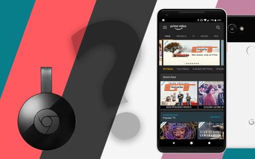Chromecast Amazon Video