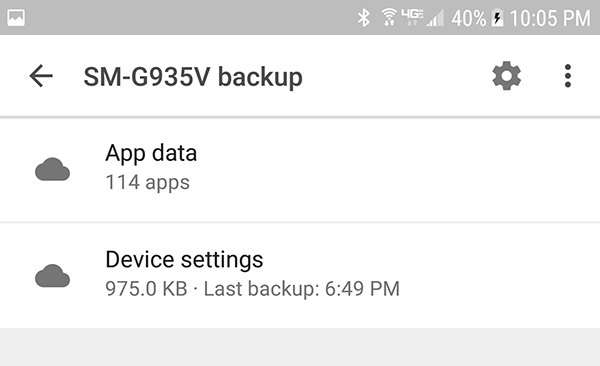 How To Backup the Samsung Galaxy S7