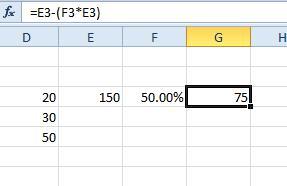 Excel Formula 7