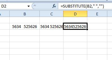 excel spacing5