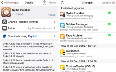 Duplicate source list cydia