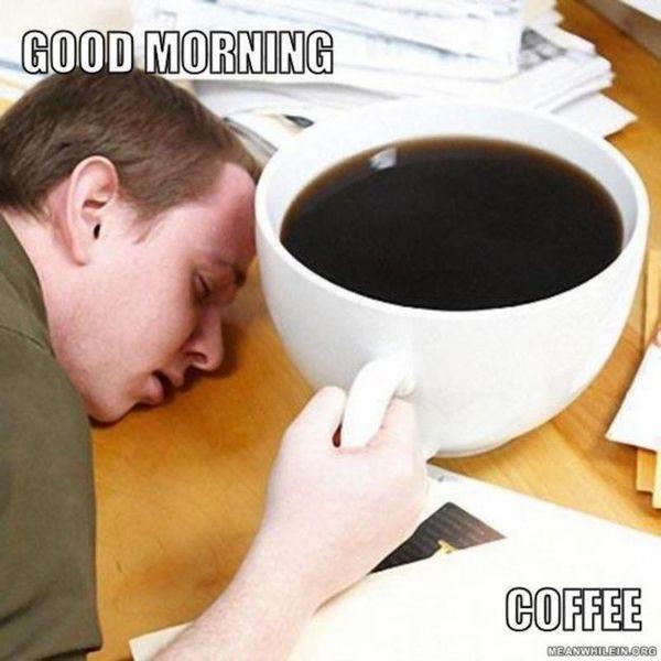 good morning meme pics