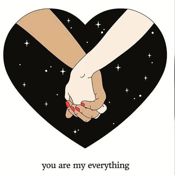 Эффектные изображения You Are My Everything