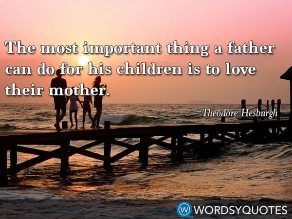 Famous Father Daughter Quotes for Pleasure