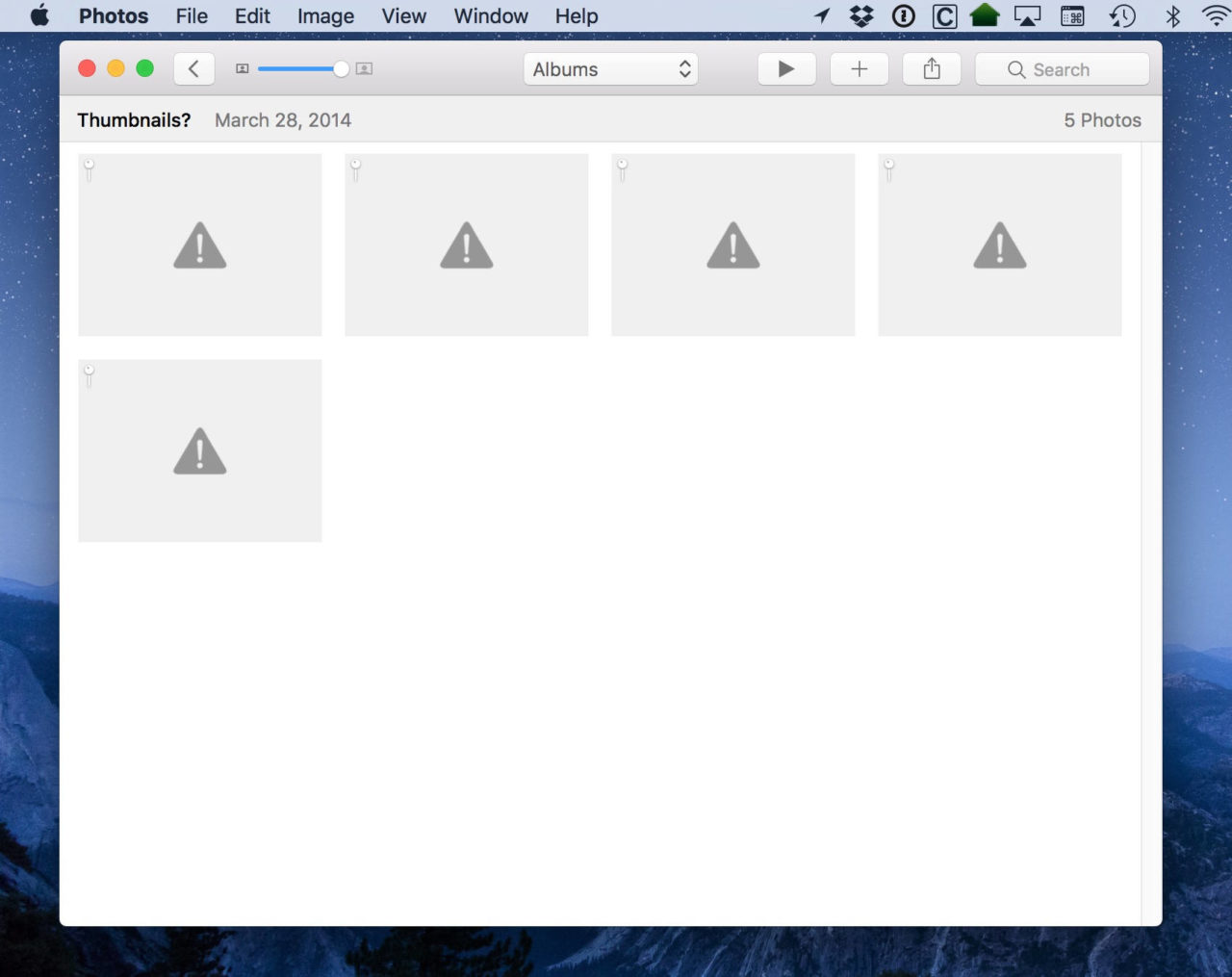 How to Repair Your Photos Library on the Mac