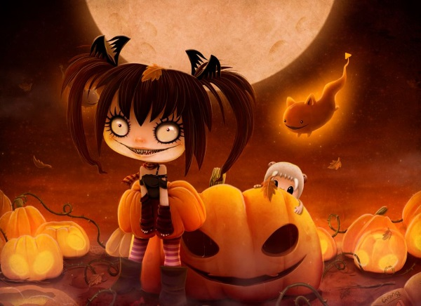 Top Quality Halloween Wallpaper for your Computer