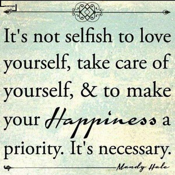 Мотивационные цитаты о любви к себе