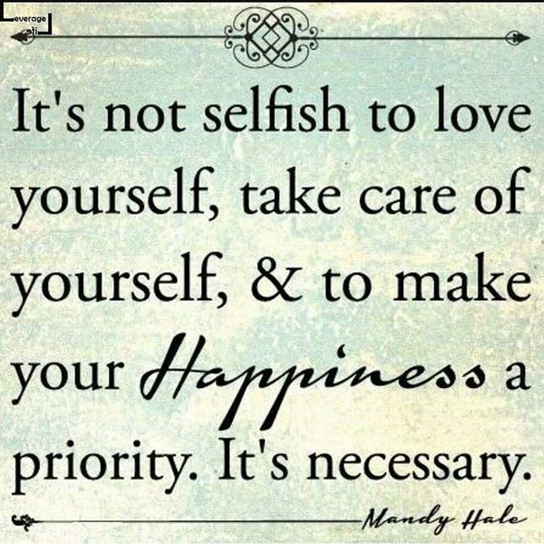 Motivational Quotes About Loving Yourself