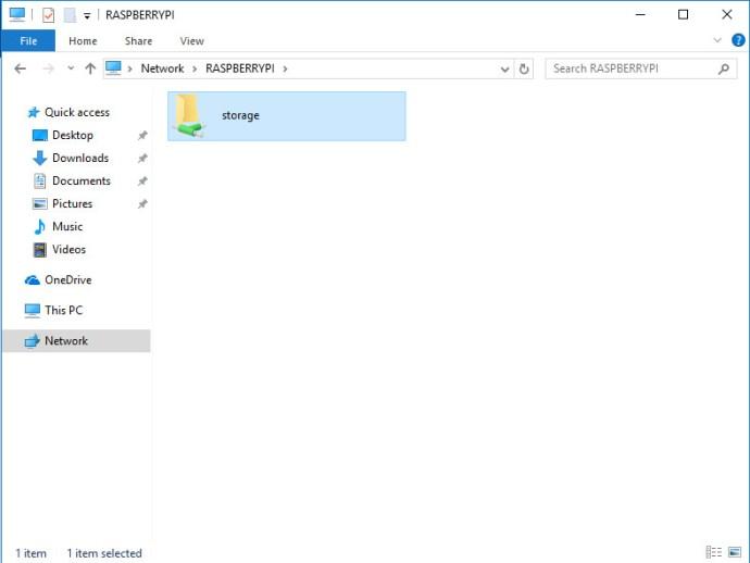 Samba Share Windows