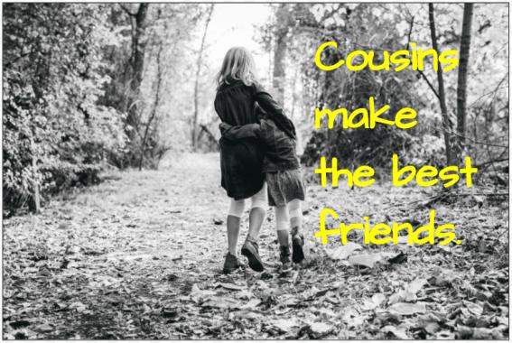 72 Instagram Captions For Cousins