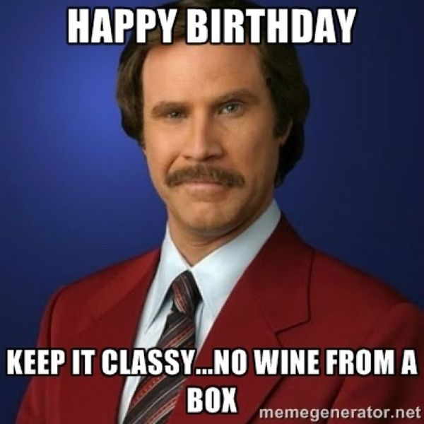 funny birthday meme for friend
