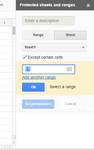 How To Lock a Formula in Google Sheets