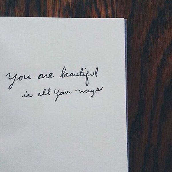 You Are So Beautiful Quotes For Her Delight Your Woman With A