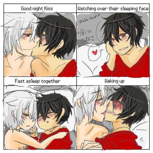 Nice couples sleeping meme
