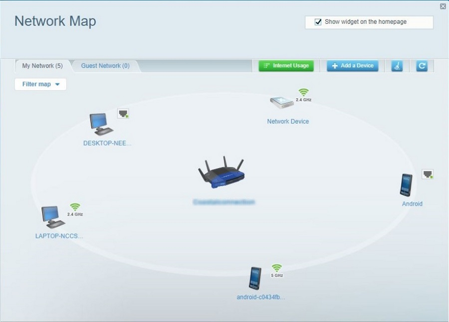 How To Check if Someone is Using Your WiFi Wifi Network Map on