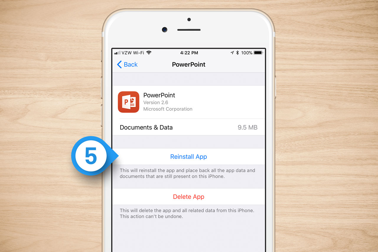how to reinstall software on iphone