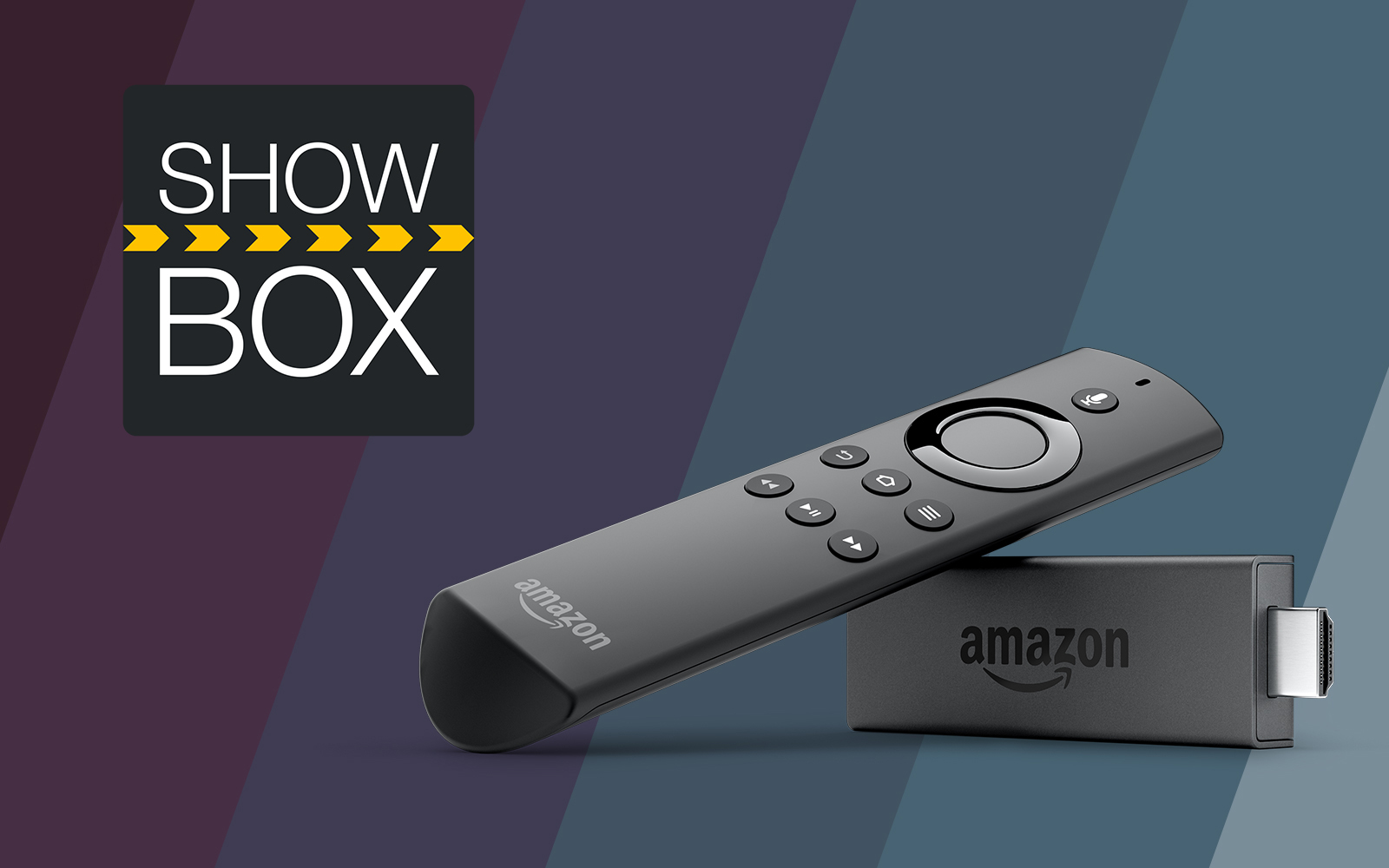 How to get fire stick remote to work on showbox