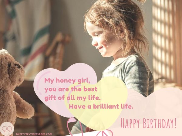 Birthday Wishes for Daughter from Mother