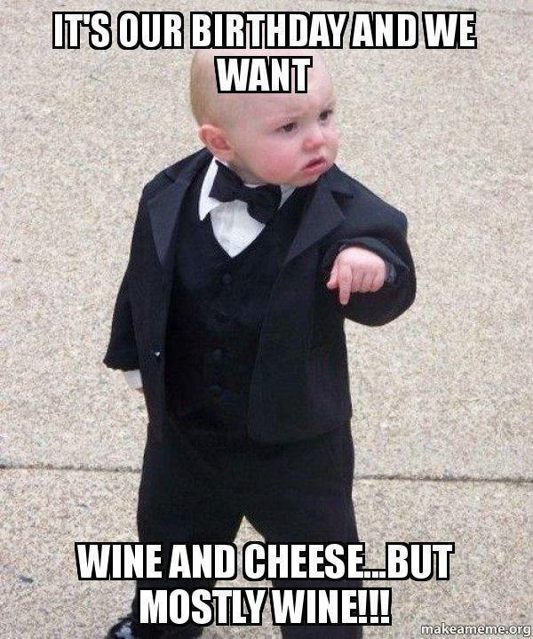 Best Happy Birthday Wine Meme