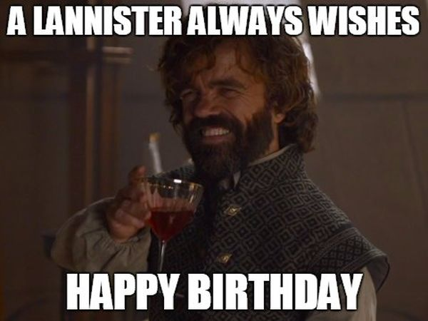 Pics of Game Of Thrones to Say Happy Birthday