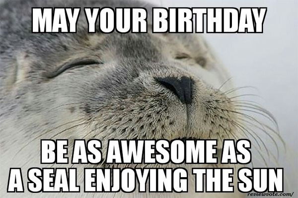 Funny Hilarious Ideas of Happy Birthday Meme