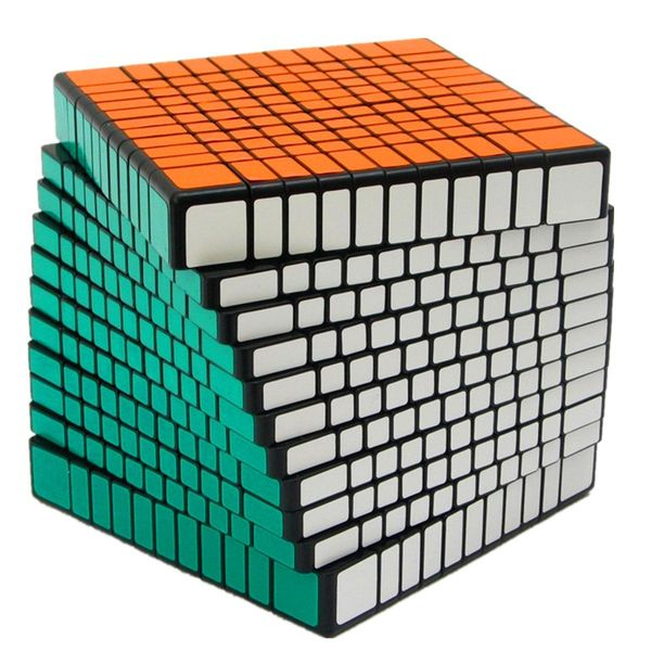 11x11 Speed Cube for Adults