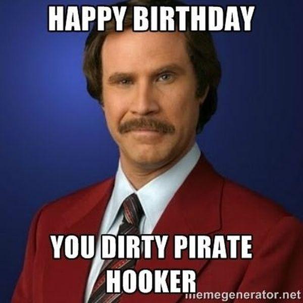 Happy dirty birthday meme