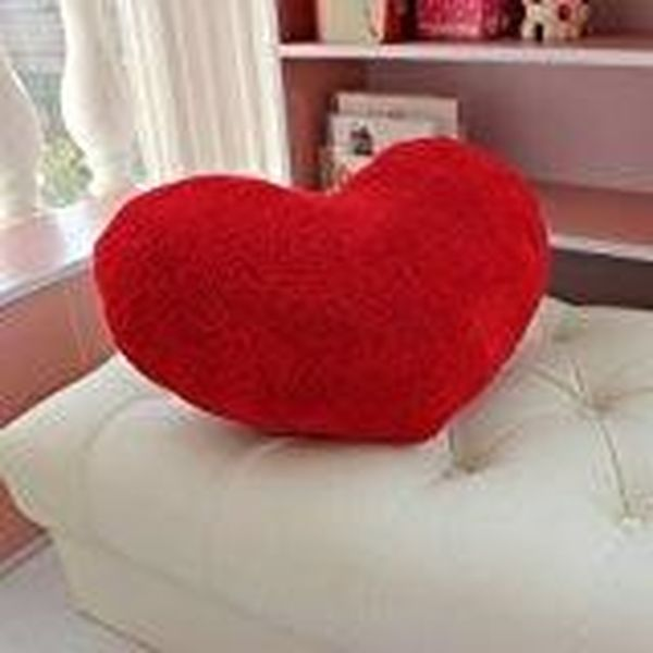 Heart Shaped Squishy Pillow