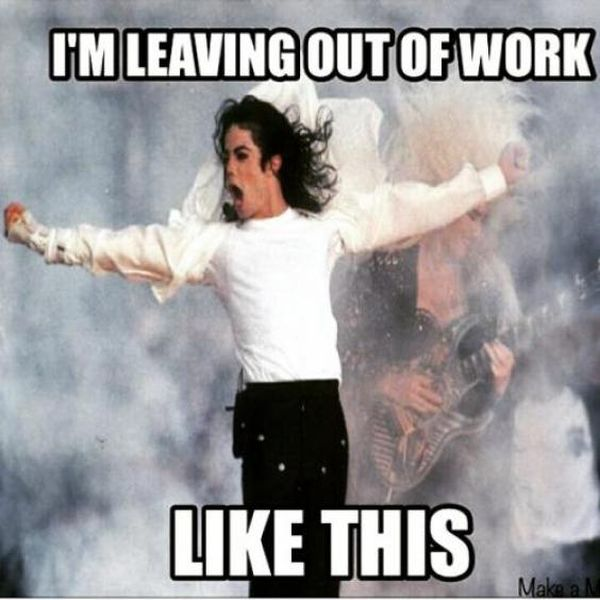 Remarkable Leaving Work Like Meme