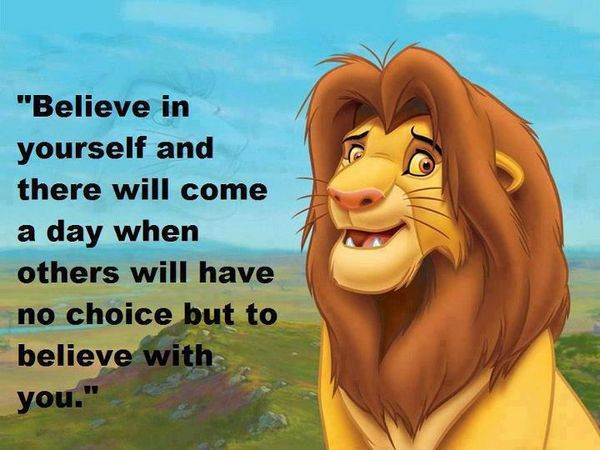 True to Life Lion King Quotes