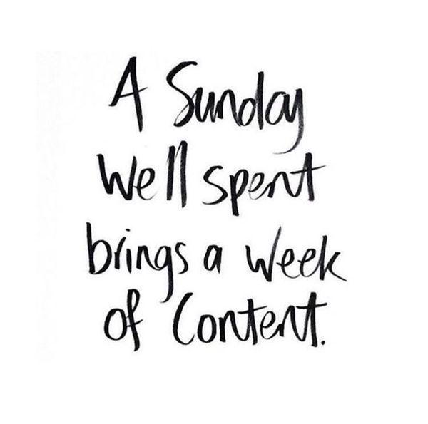 Funny Happy Sunday Memes